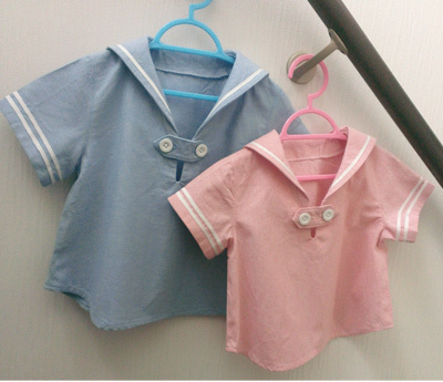 ハンドメイド 子供服