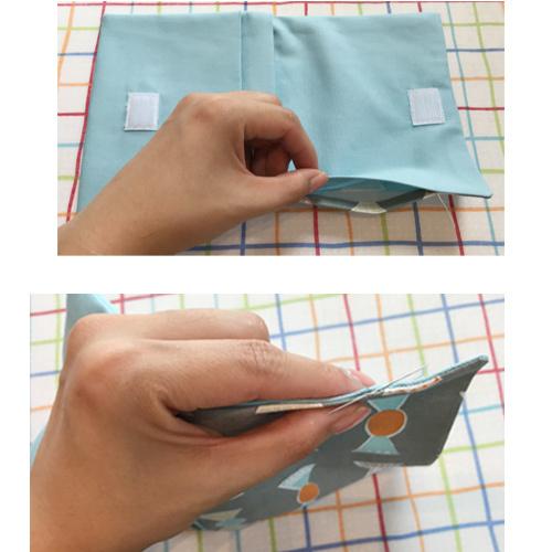 簡単!移動ポケットの作り方